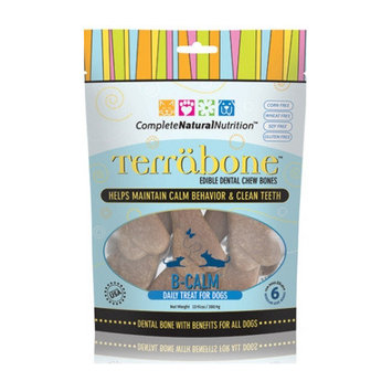 Complete Natural Nutrition CNNTBBC-06r Terrabone B-Calm Value Pouch 6 regular