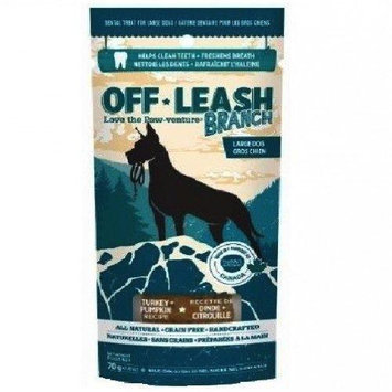 Horseloverz Off-Leash Dental Branch Treat For Large Dogs