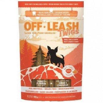 Complete Natural Nutrition CM00820 3.81 Oz. Off-Leash Dental Chews Twigs