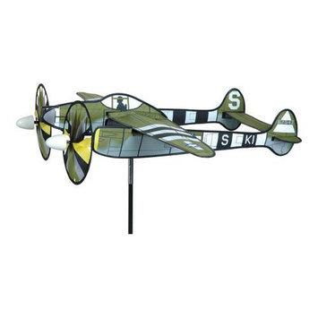 Premier Kites & Designs P-38 Lightning Spinner Multi-Colored