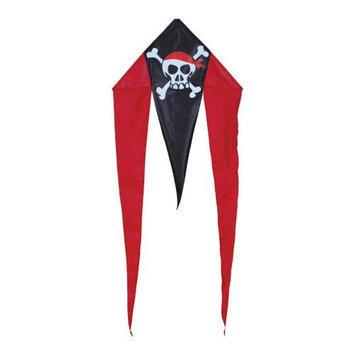 Premier Kites & Designs Mini Flo-Tail Skull & Crossbone PMR33004
