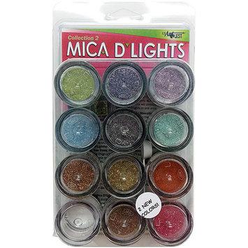 Usartquest Mica D'light Collection 2 3G 12/Pkg