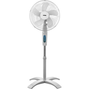 Optimus 16 in. Wave Oscillating Stand Fan