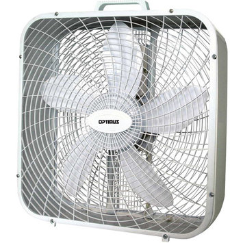 Optimus F-2002 20-Inch Box Fan
