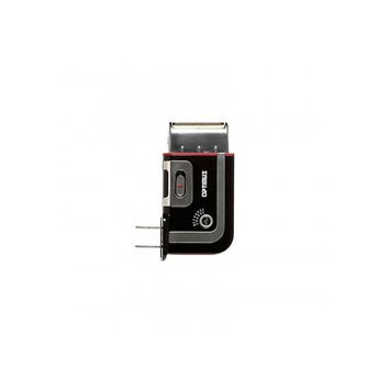 Optimus 50015 Rechargeable Pocket Palm Shaver#44; Black