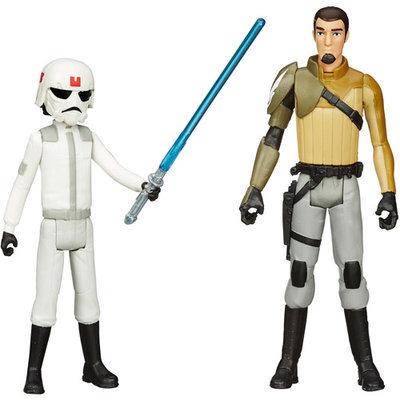 Star Wars Rebels Ezra & Kanan Action Figure Set by Hasbro