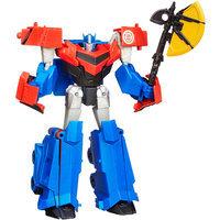 Transformers Robots in Disguise Warriors Class Optimus Prime Figure - HASBRO, INC.