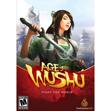 Snail Games Age Of Wushu - Action/Adventure Game - PC