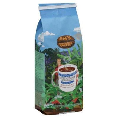 Jim's Organic Coffee JimS Organic Coffee Sweet Nothings Decaffeinated Swiss Water Process (Pack of 6)