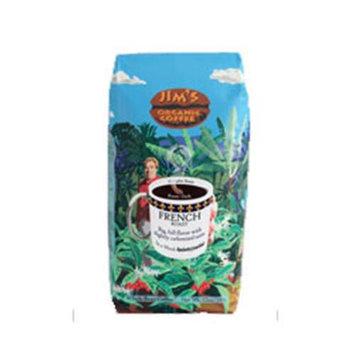 Jim's Organic Coffee Jims Organic Coffee Jims Coff Bn Suma Rst 4 LB - SPu211375