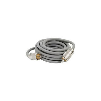 Astatic 9-ft. RG8X Coaxial Cable - Gray