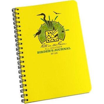 Rite In The Rain 360039 Birders Field Notebook