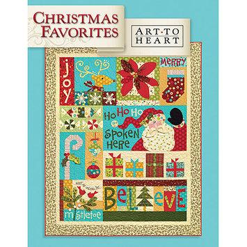 Art To Heart ART547B Art To Heart Christmas Favorites