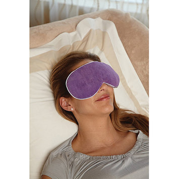 Carex Bed Buddy at Home Relaxation Mask (Purple)