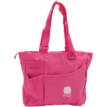 K1c2 Knit Happy Bright Bags - Pink