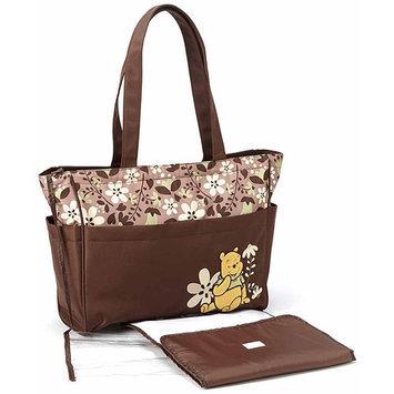 Pooh Floral Tote Diaper bag