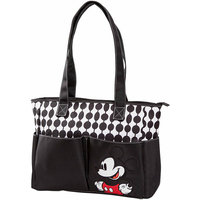 Mickey Oval Dots Tote Diaper bag