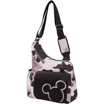Mickey Mouse Camo Crossbody Bag & Changing Pad Set
