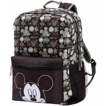 Mickey Mouse Backpack & Changing Pad Set