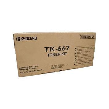 Kyocera TK667 Tonertaskalfa 620t02kp0us0 Black