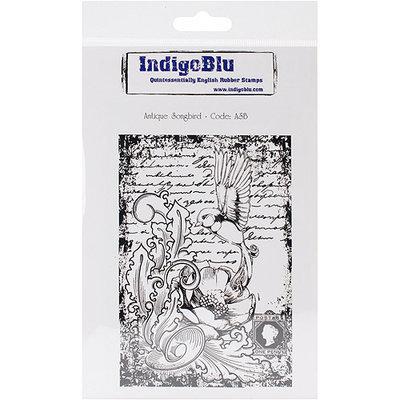 NOTM291930 - IndigoBlu Cling Mounted Stamp 7