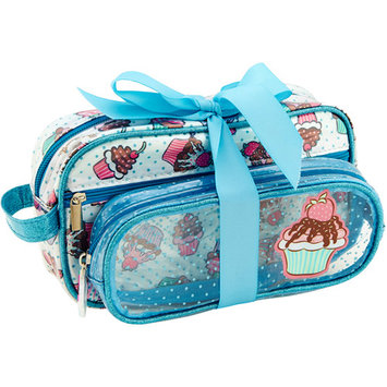 Pampered Girls Cutie Pie 2-pc. Cosmetic Bag Set