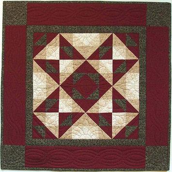 Rachels of Greenfield Autumn Star Wall Quilt Kit (22x22)