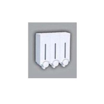 Hydas 8366-3Tri soap dispenser-3 chamber