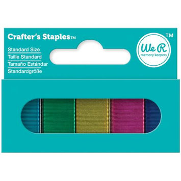 We Crafter's Colored Staples
