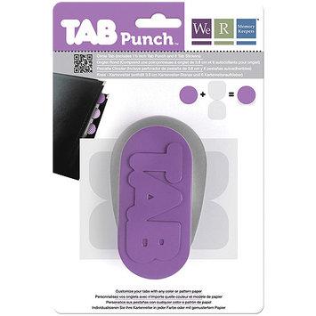 We Tab Punch - Circle 1-1/2
