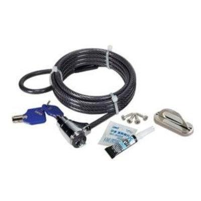 Codi AK0000001 Key Cable Lock & Single Steel Anchor Bundle