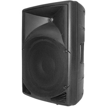 NADY PCS 8X P-CAB Series Full-Range 2-Way Powered Speaker with 8