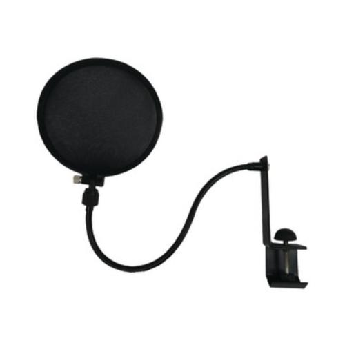 Nady Systems Nady SPF-1 Microphone Pop Filter with Boom & Stand Clamp