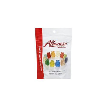 Albanese Confectionery Albanese Gummi Bears 9oz Pack of 6