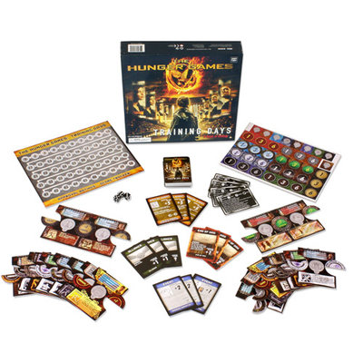 Hunger Games Training Days Board Game
