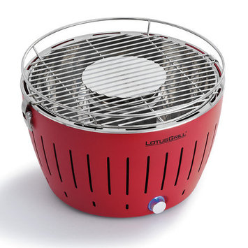 Artland Blazing Red Lotus Smokeless Grill
