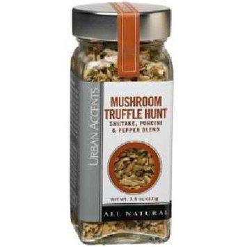 Urban Accents BG19263 Urban Accents Mushrooms Truffle Hunt - 4x1.9OZ