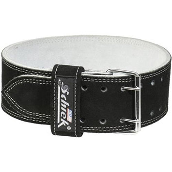 Schiek Sport L6010-M Leather Competition Power Lifting Belt Medium