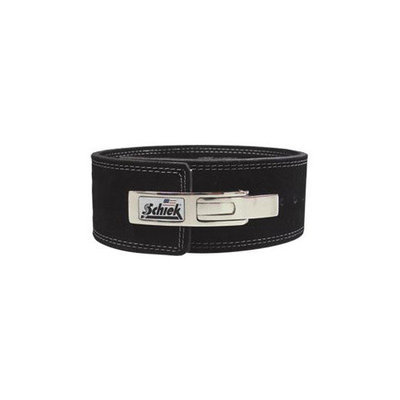 Schiek Lever Competition Power Lifting Leather Belt - M