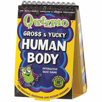Infinitoy Quizmo Flips Gross and Yucky Human Body