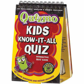 Infinitoy Quizmo Flip Book-Kids Know-it-All Quiz