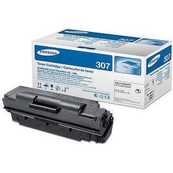 Samsung MLT-D307E Toner Cartridge - Black - Laser - 20000 Page - 1 Each - OEM