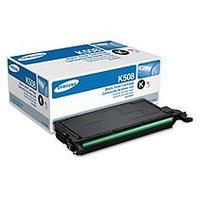 Samsung Toner Cartridge - Black Laser - 2500 Page CLTK508S