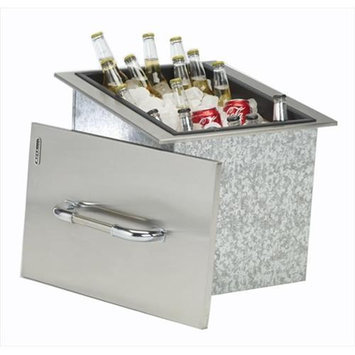 Grills Direct Bull Outdoor Products Stainless Steel Drop in Ice Chest