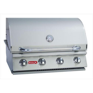 Bull Bbq Bull 30 Inch Stainless Steel Outdoor 4-Burner PG Barbecue Grill
