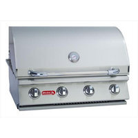 Bull Bbq Bull 30 Inch Stainless Steel Outdoor 4-Burner NG Barbecue Grill
