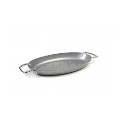 Bull Outdoor Products Bull Non-Stick Oval Grill Pan