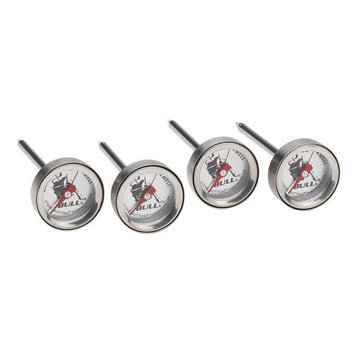 Bull Outdoor Products Reusable Steak Button (Set of 4)