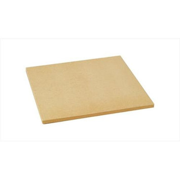 Bull Bbq Bull Outdoor Products 24208 Square Pizza Stone - 15 inch