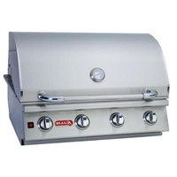 Bull Bbq Bull Outdoor Products 87048 Lonestar Select Drop In Unit Liquid propane